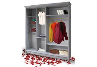 全铝衣柜铝材:卧室衣柜是否该到顶?.jpg